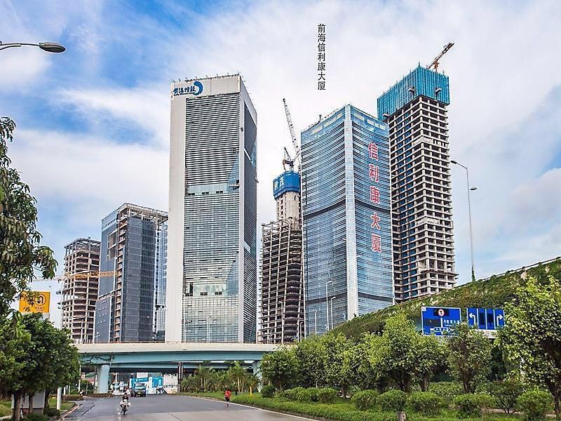 信利康電商大廈物業招商中心