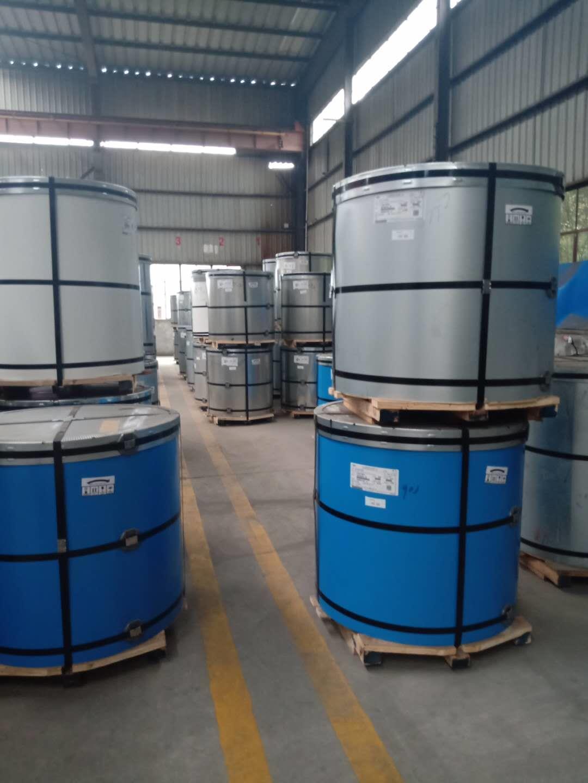 深圳宝钢黄石氟碳彩涂板价格优惠