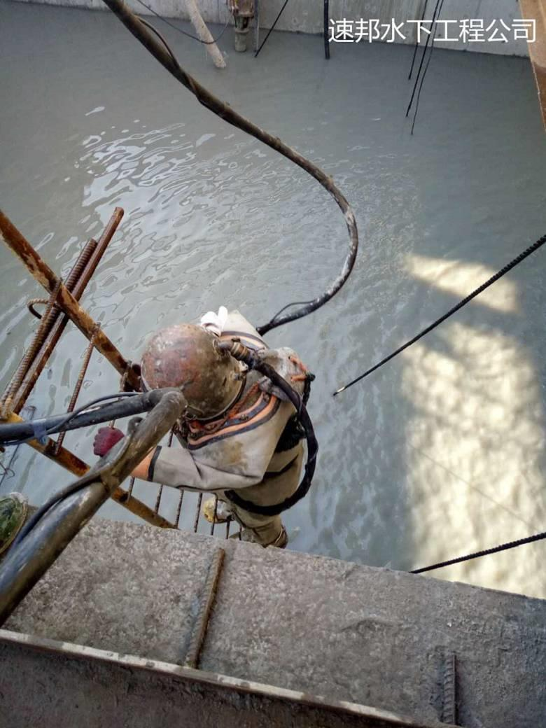 保定水下安装法兰 速邦水下工程有限公司