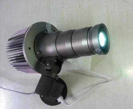 短距離30w大圖案logo投影燈