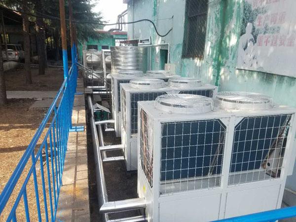 漯河空气能热泵厂家批发总部发货