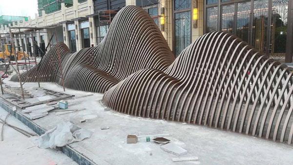 三明景观雕塑批发
