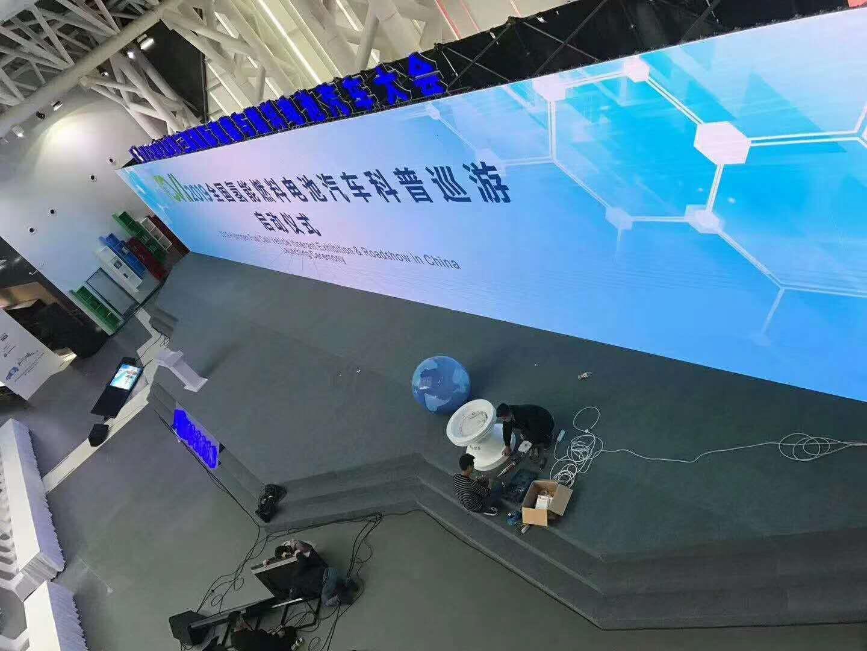 上海小型会议桁架背景板租赁公司