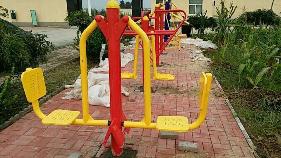 广州健身路径厂家制作
