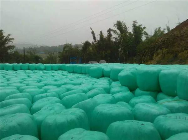 新型农业机械青储裹包打捆机  打捆包膜一体机