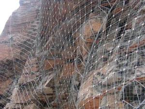 丽江边坡柔性主动防护网价格