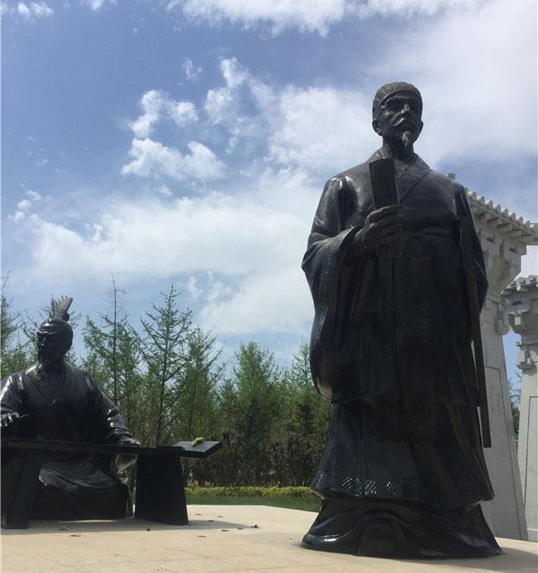 海南铜雕厂