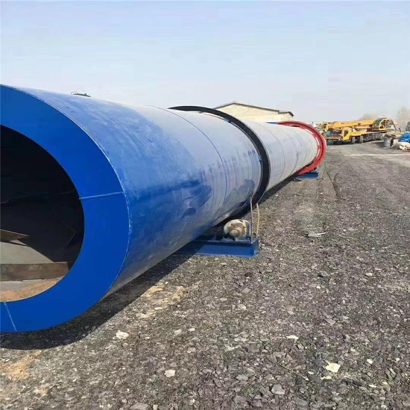 北京1.5X15米二手滚筒烘干机
