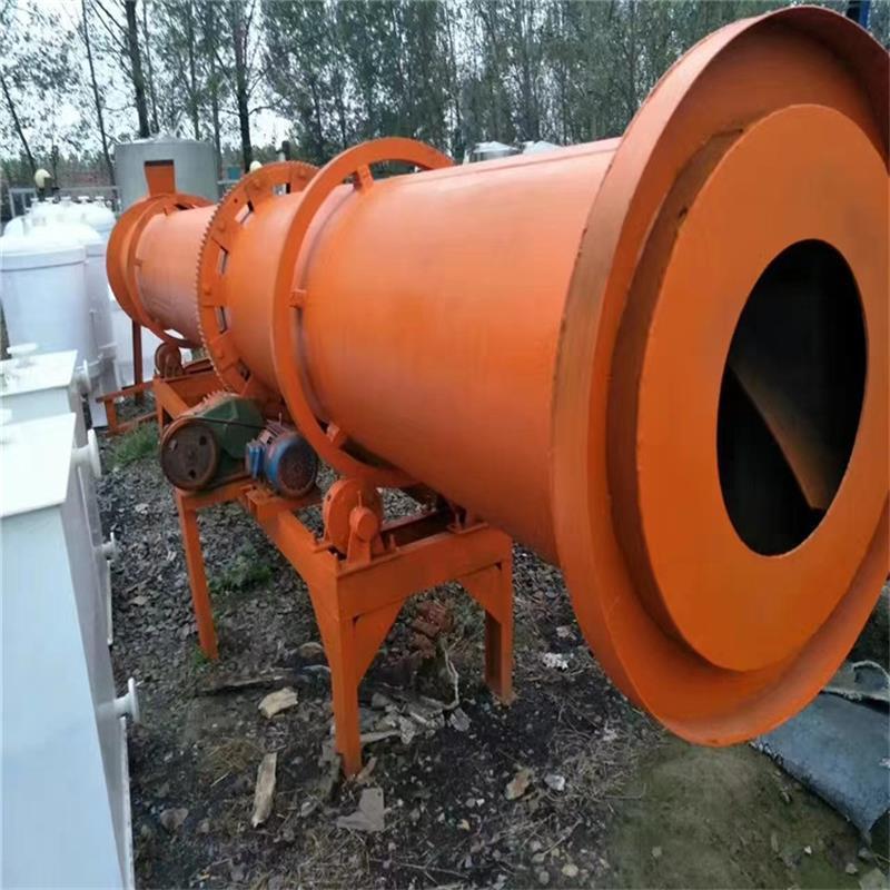 滁州1.8X18米二手滚筒烘干机