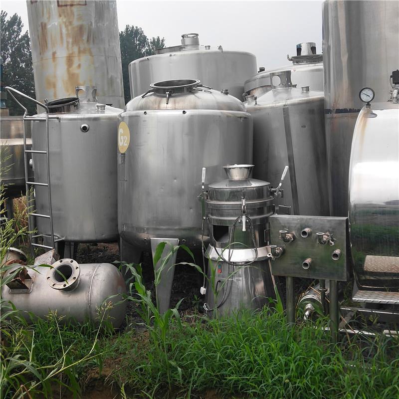 柳州供应二手不锈钢储罐