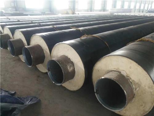 中山钢套钢保温管道行情分析