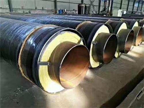 西宁钢套钢保温管道厂家直销
