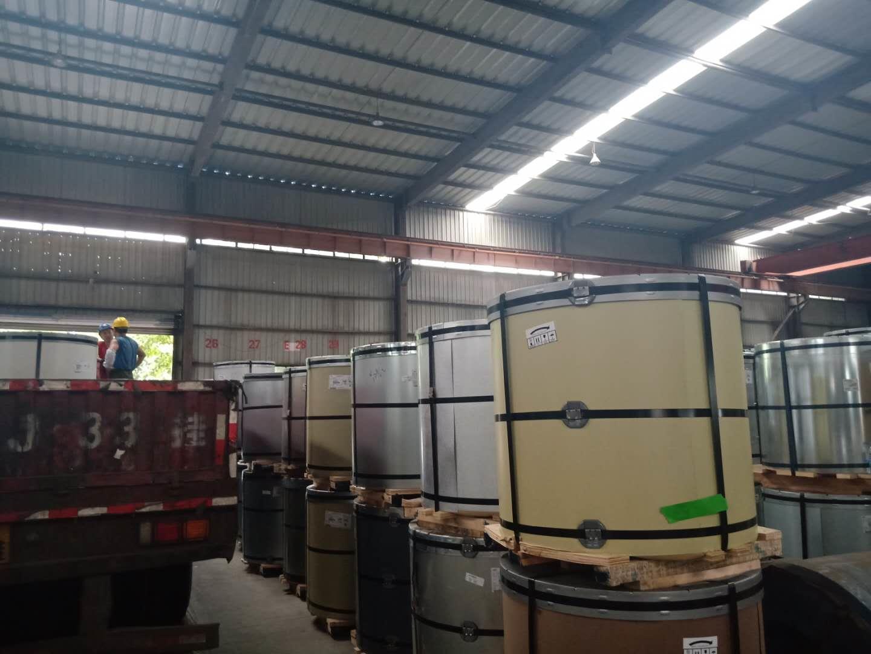 贵阳宝钢高耐候彩钢板生产厂家