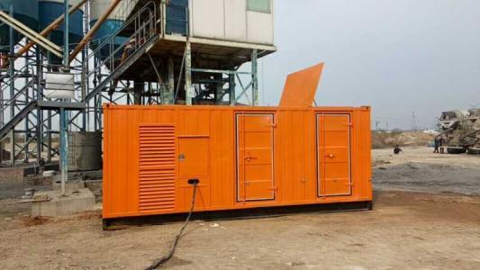 安阳300KW柴油发电机出租 铁路发电机出租收费标准 低燃油消耗