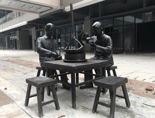 肇庆伟人雕像