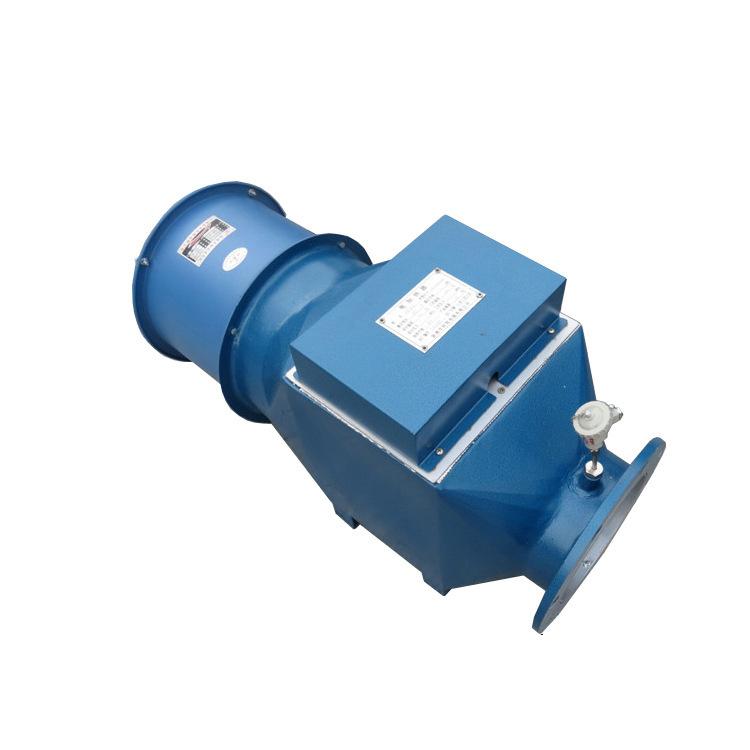 供应空气卧式 管道加热器 管道电加热器 2KW小型空气加热器