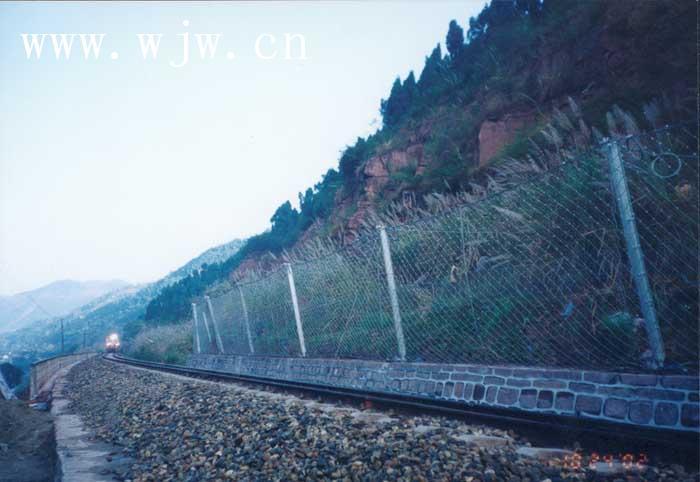 山西边坡柔性被动防护网批发价格