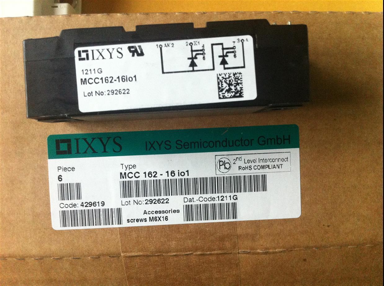 MCC132-16io1IXYS可控硅经销商