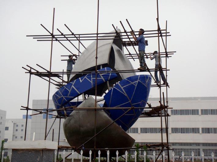 龙岩校园雕塑