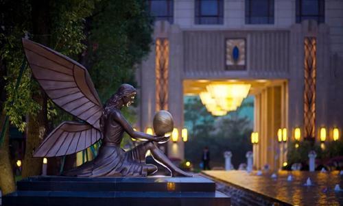 上饶房地产雕塑
