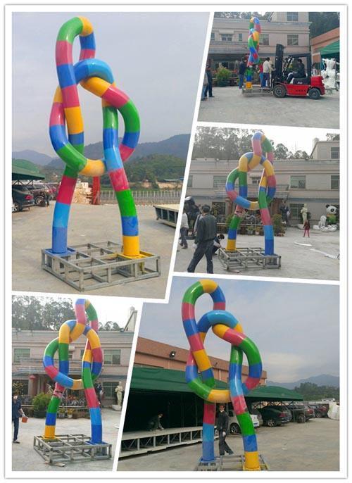 湖南卡通雕塑