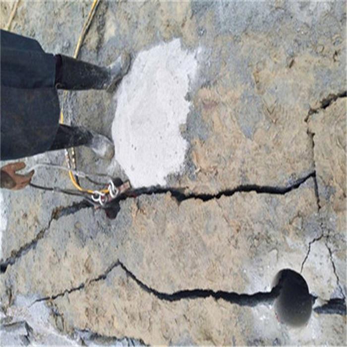 阜阳静态岩石液压劈裂棒报价