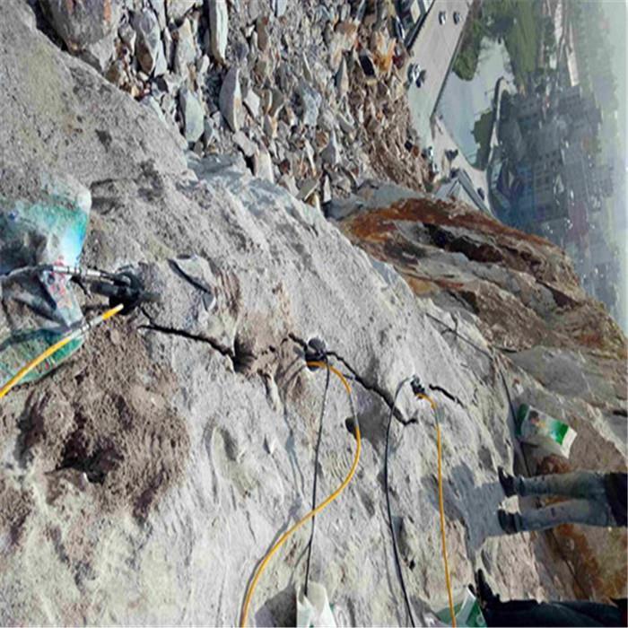 云浮静态岩石液压劈裂棒生产厂家
