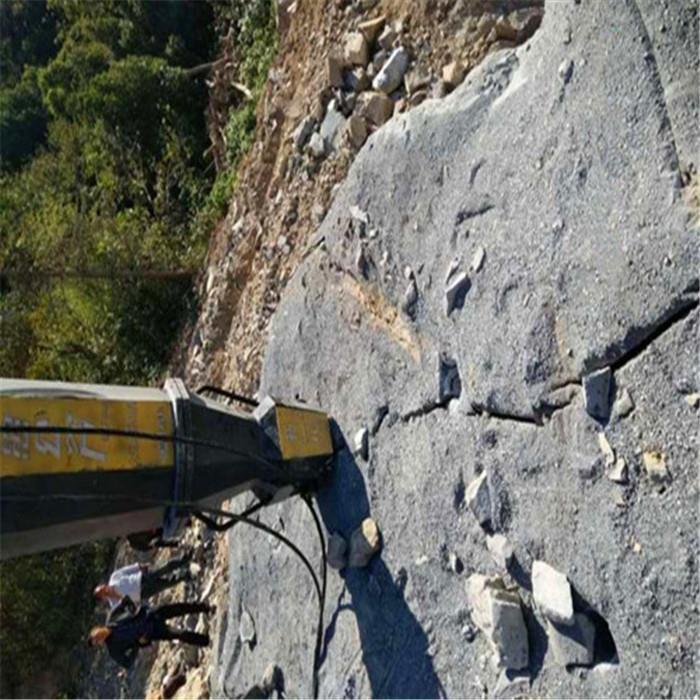 福州岩石分裂棒劈裂器