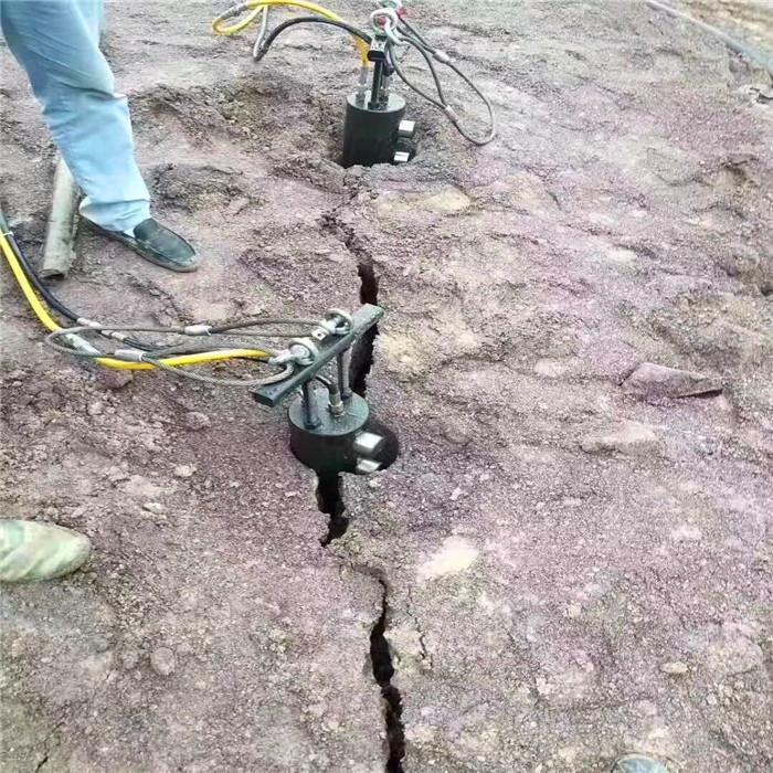 海北岩石分裂棒劈裂器