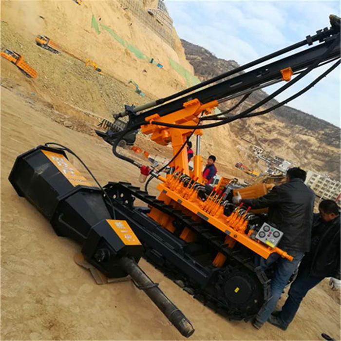 黑龙江岩石分裂棒劈石机
