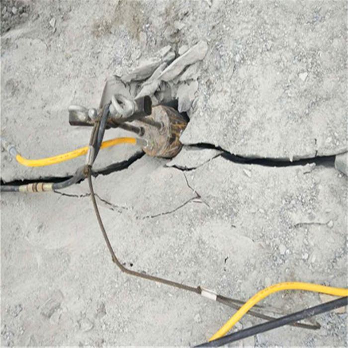 吉林岩石分裂棒劈裂器