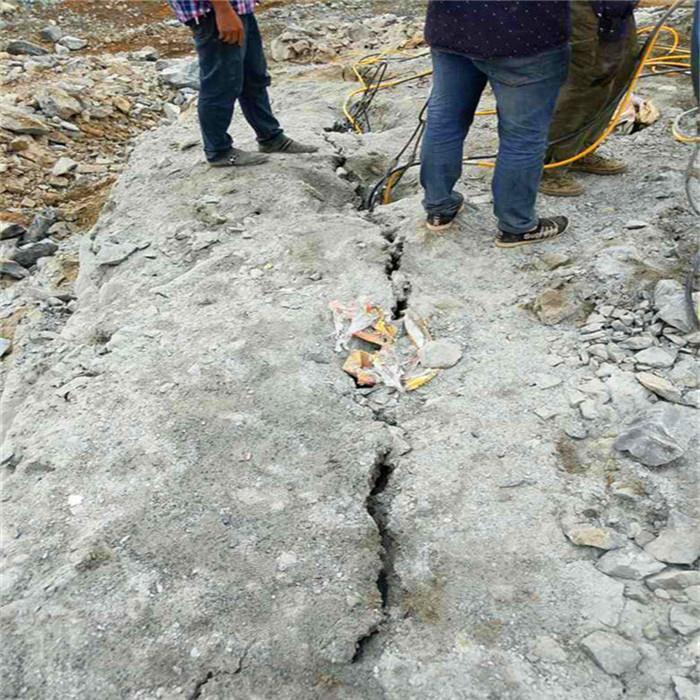 蚌埠岩石分裂棒劈裂棒