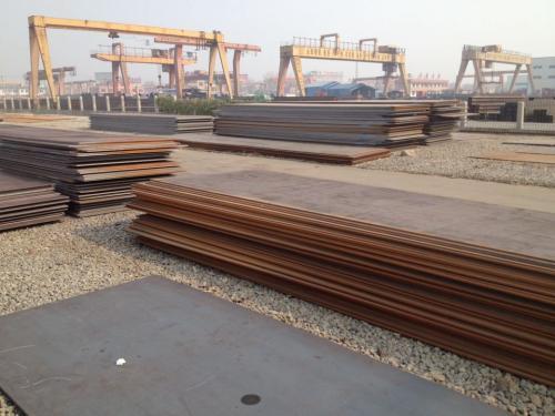 四川太钢TISCO低合金钢板企业公司-裕馗钢铁货场