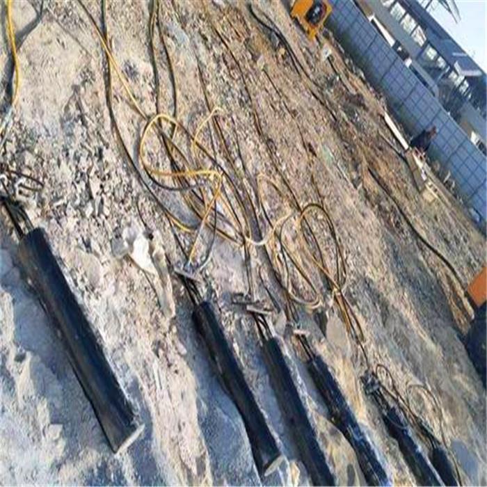 银川现货液压顶石机厂