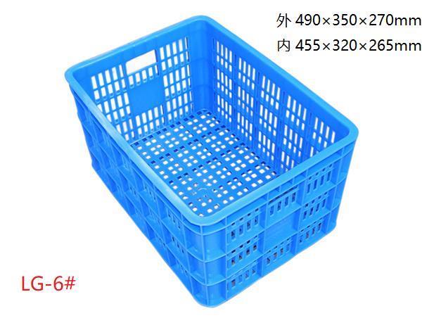 喀什销售塑料周转筐厂