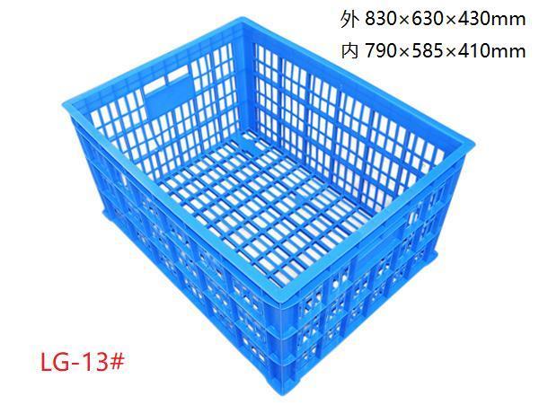 新疆塑料周转筐厂