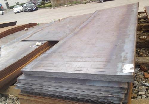 成都太钢TISCO低合金钢板销售公司-裕馗钢铁货场