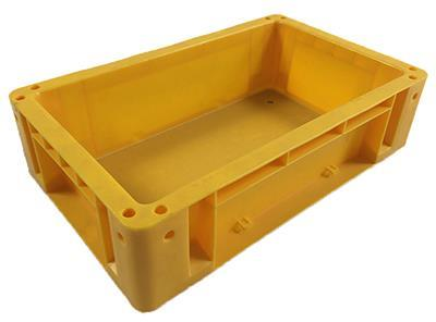 石河子塑料物流箱规格