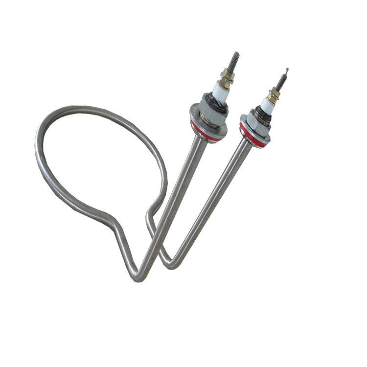 供應干燥機發熱管 鈦加熱管 防干燒U型電熱管 空氣加熱*定制