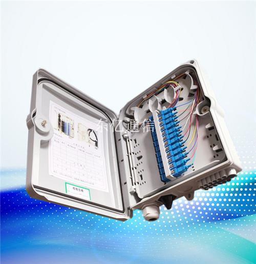 赣州12芯光纤分纤箱