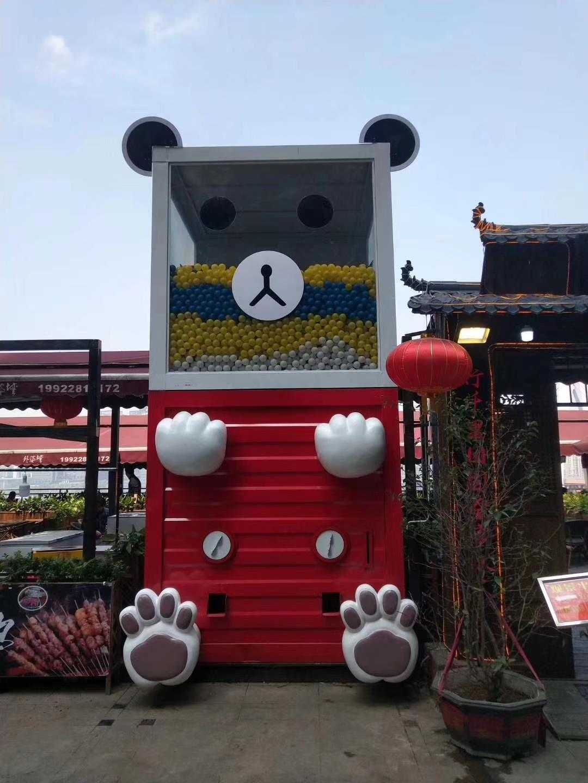 台州巨型扭蛋机