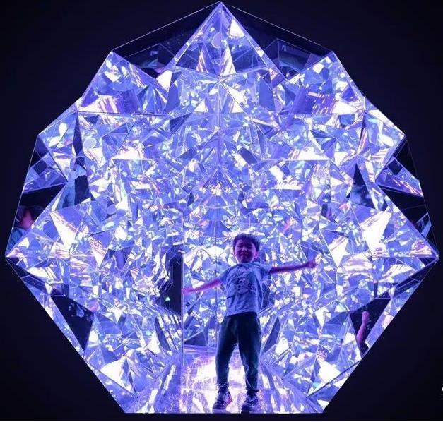 大连展览钻石隧道