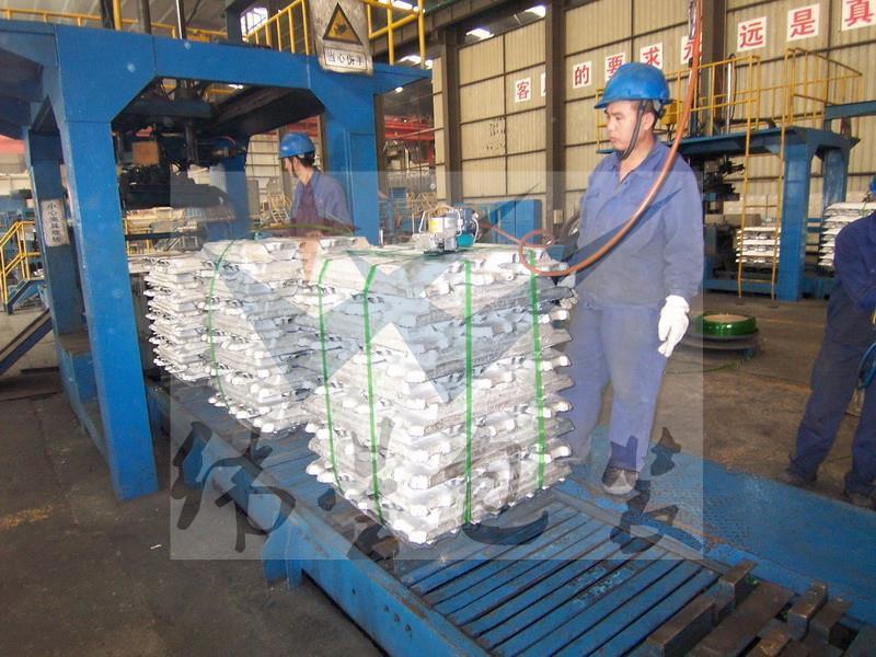 黄果树砖厂专用气动打包机