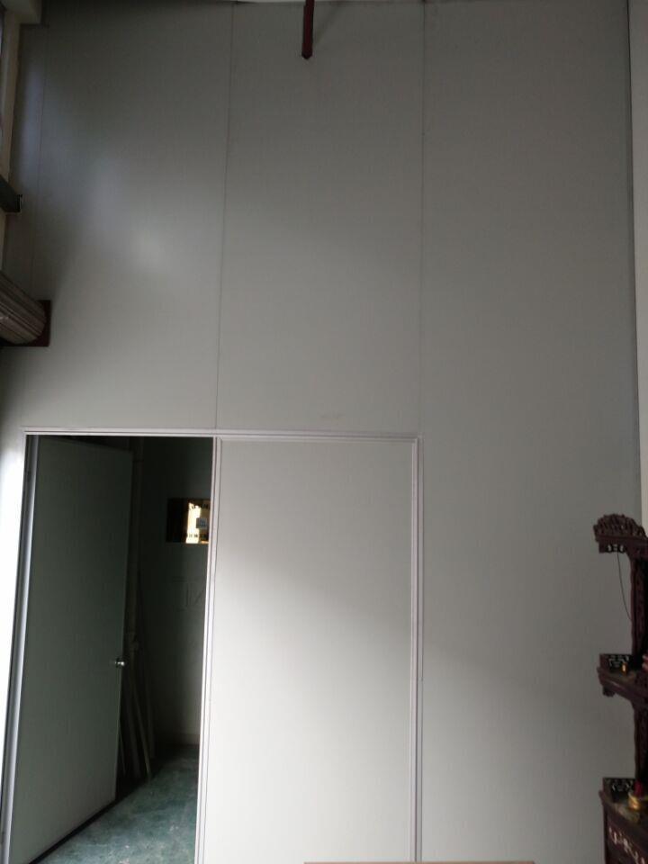东莞专业的东莞彩钢板隔墙工程价格