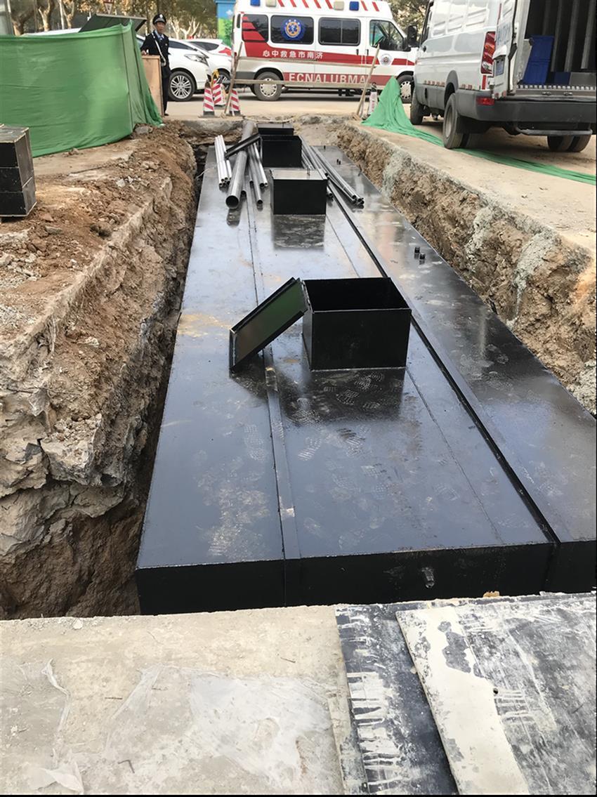 衡阳地埋式污水处理设备厂