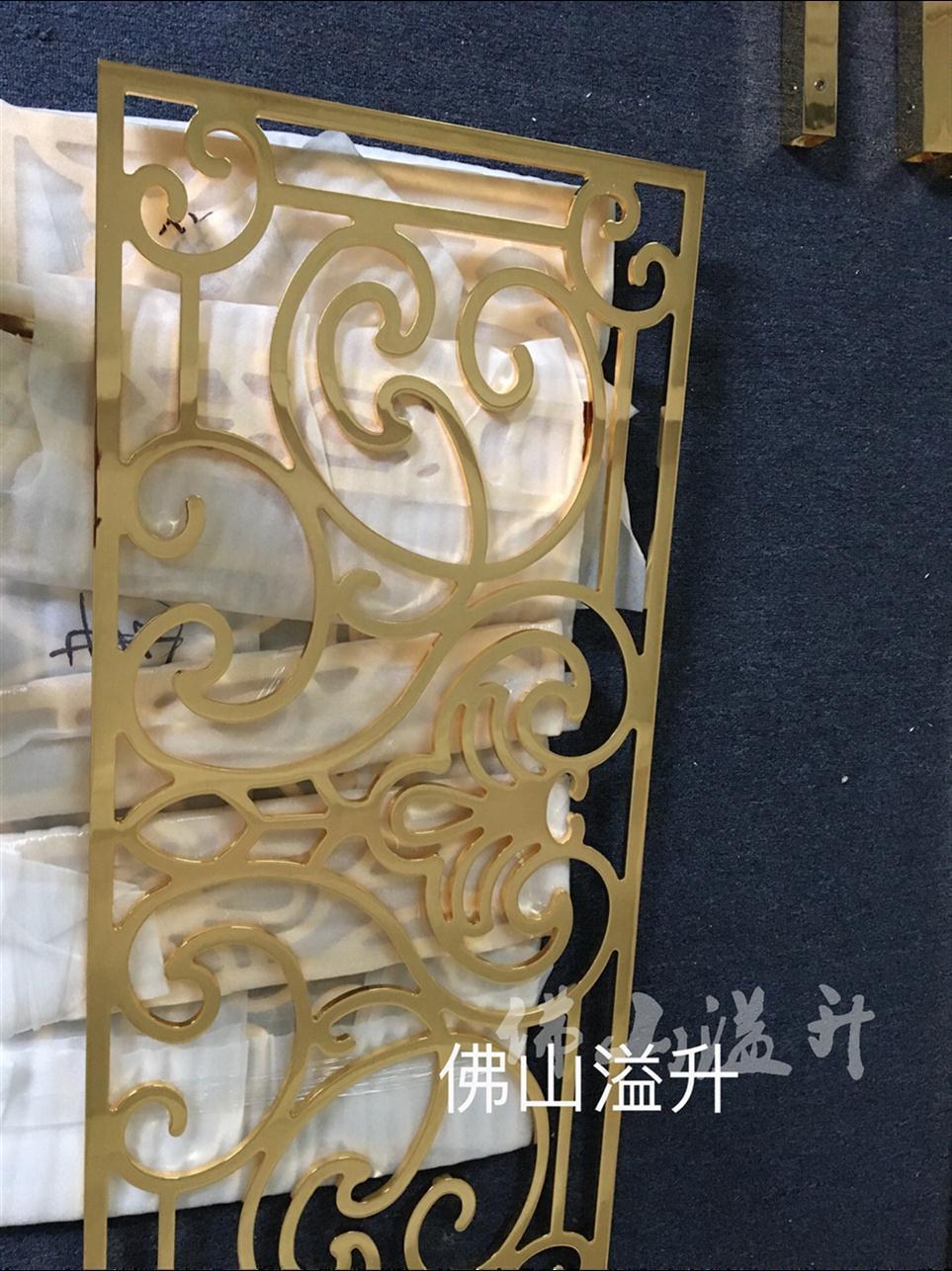 集安铜艺楼梯护栏厂
