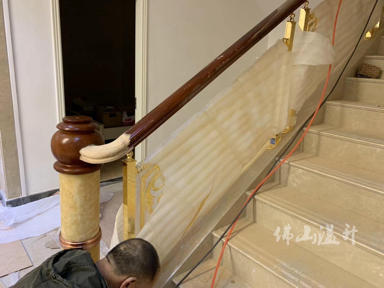大连铜艺楼梯护栏费用
