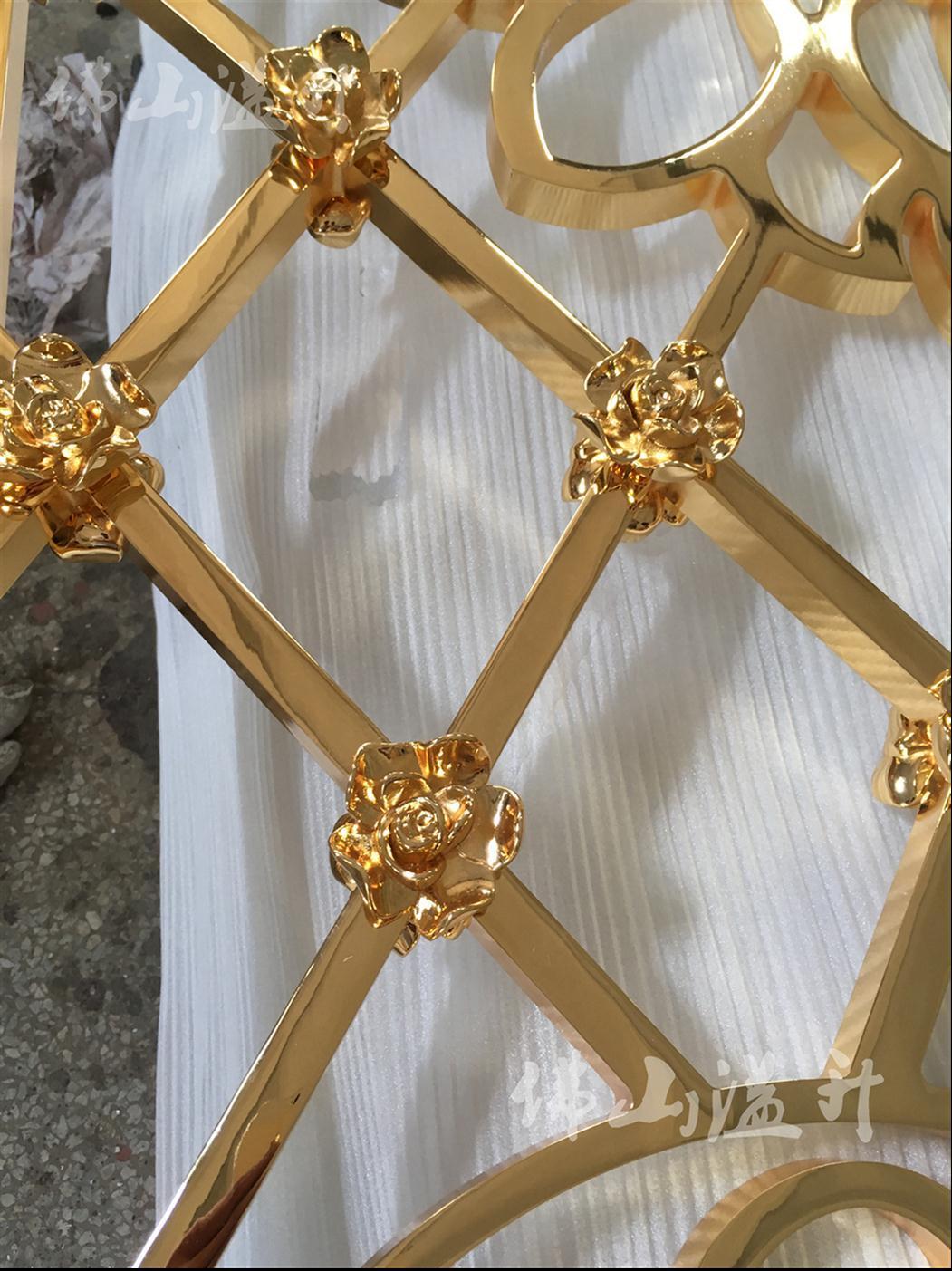 许昌铝板雕花隔断厂