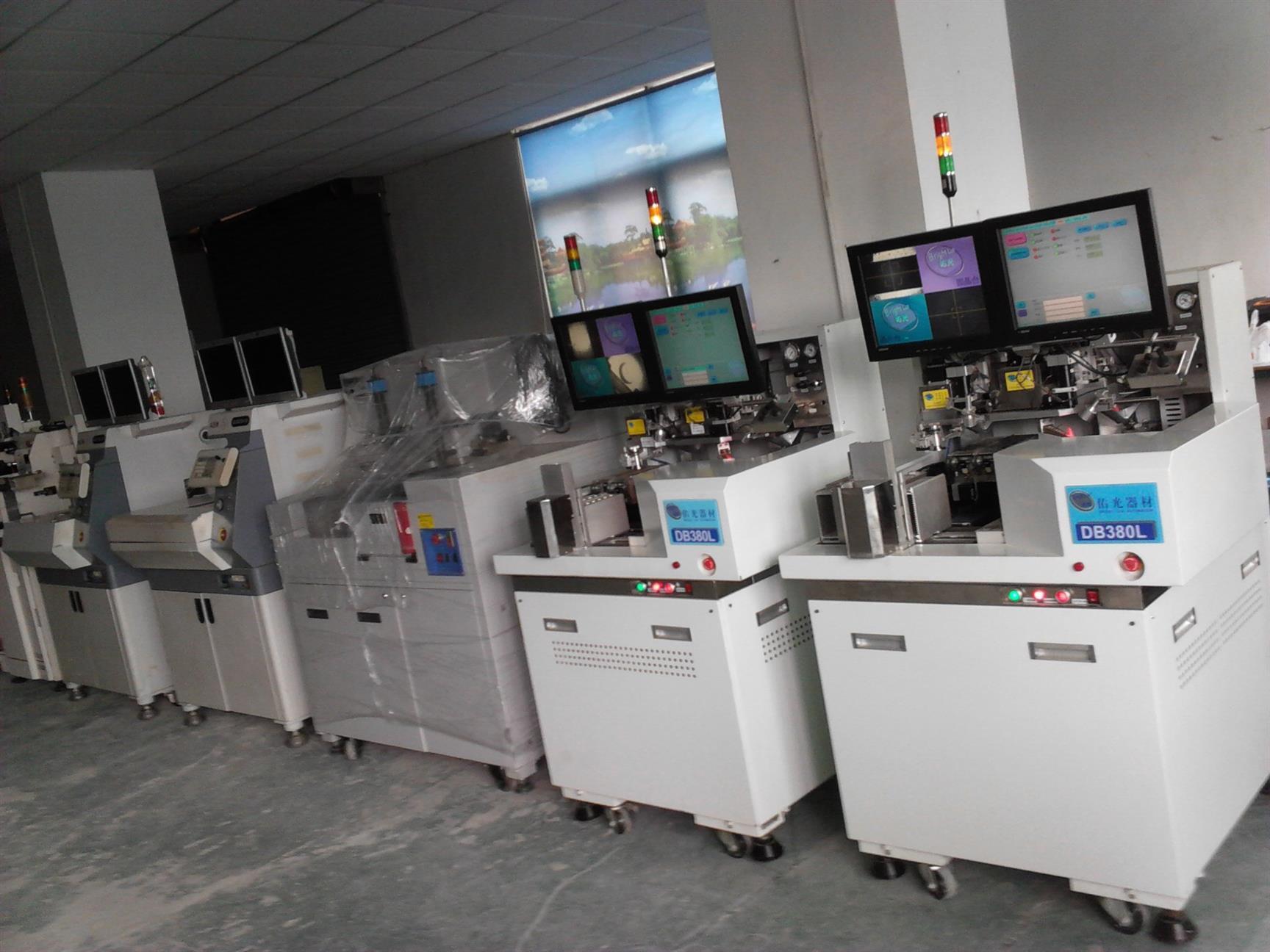 ASM固晶机AD862MH回收