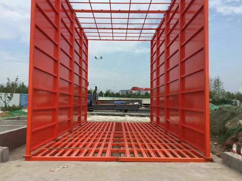 汉川市建筑工地洗轮机